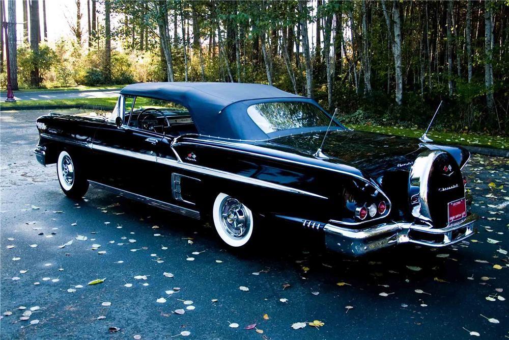 1958 Chevrolet Impala Lot 1400 2 Barrett Jackson Auction Company