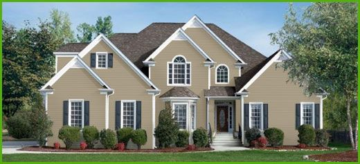 White Trim On Corners Of House Very Fancy House Exterior Blue Vinyl Siding Colors Vinyl Siding