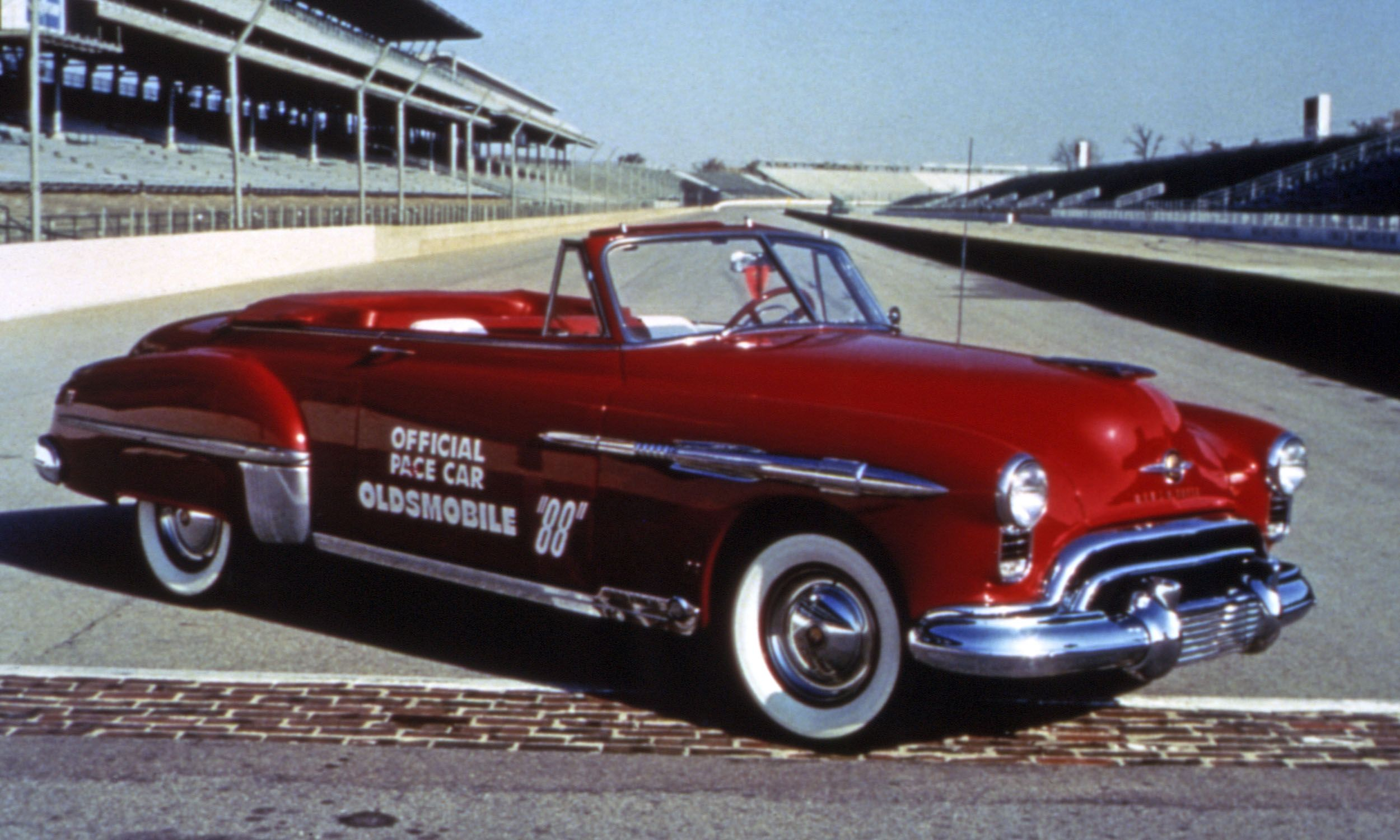 Muscle Cars 20 That Made History 1949 Oldsmobile Rocket 88