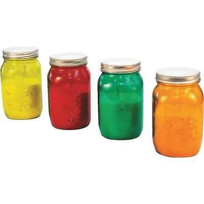 Sierra 10 Oz. 1-Wick Colored Mason Jar Citronella Candle 0705  Pack of 6 #fashion #home #garden #homedcor #candles (ebay link)