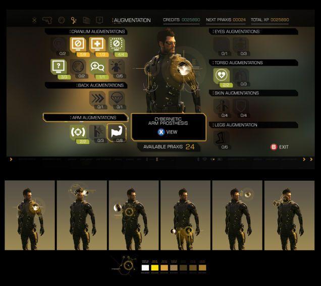Someone Has To Design All Those Video Game Menus And Computers UI - Game menu design