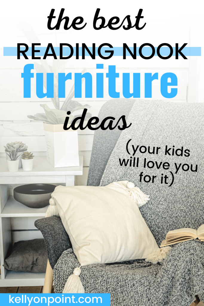 Beautiful Furniture For An Awesome Kids Reading Nook -