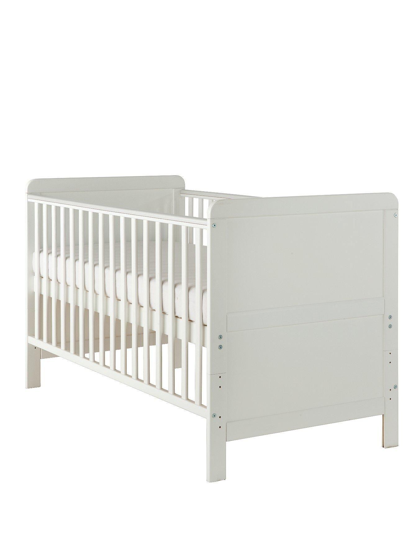 Little Acorns Classic Cot Bed Cot Bedding Bed Cot