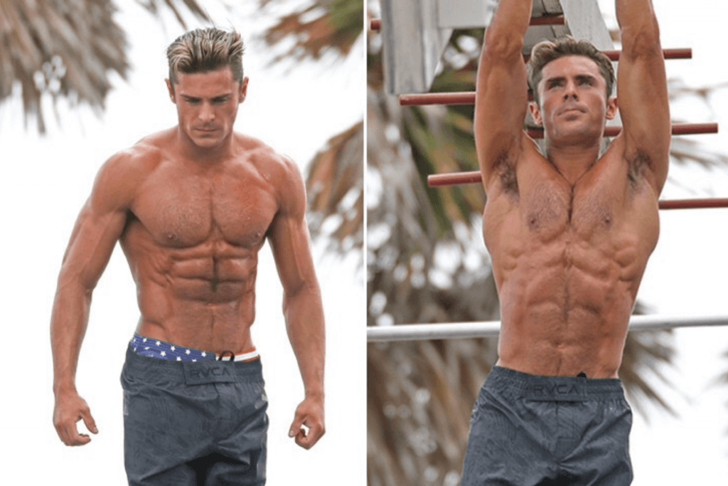 Zac Efron Workout Plan Diet To Get Ripped Superhuman Fitness Zac Efron Workout Plan For Women Workout Plan