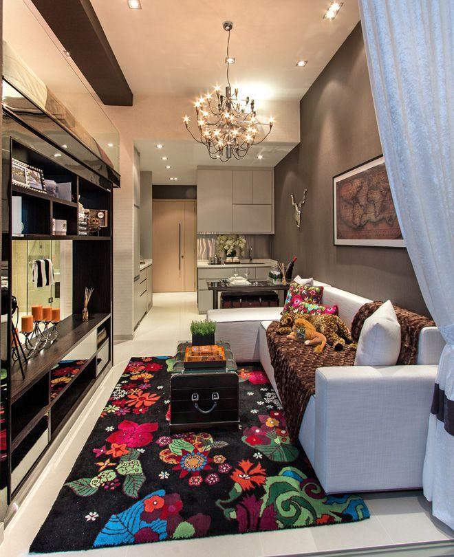 House · Small Apartment Decorating | Small Space Apartment Interior Designs  ...