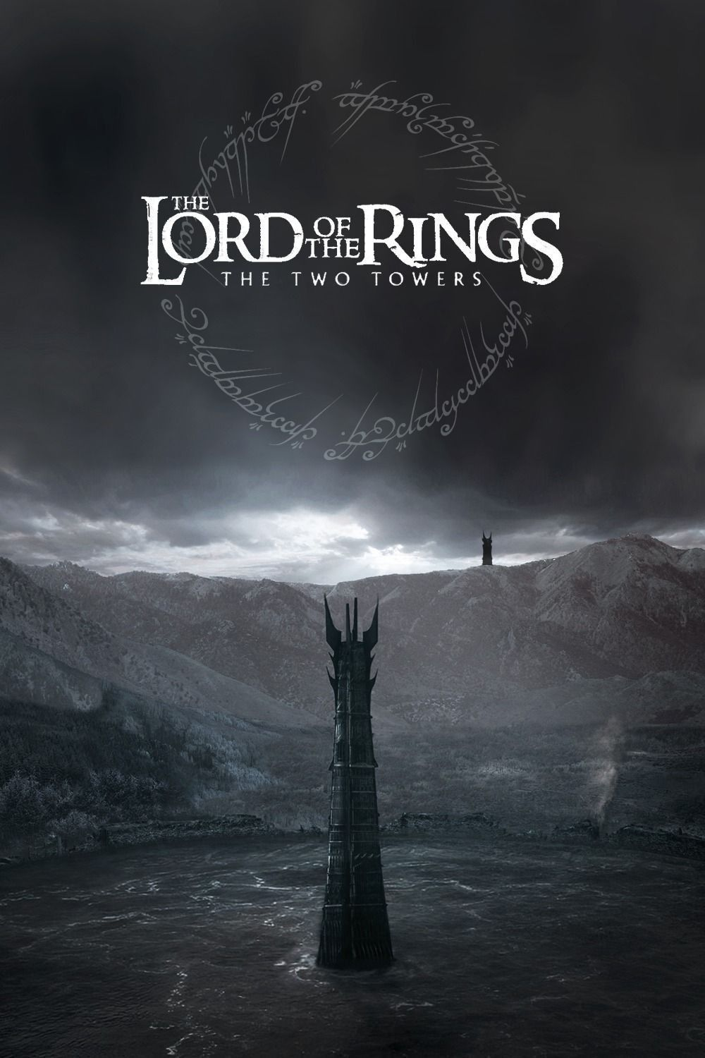 2the Lord Of The Rings The Two Towers 2002 In 2020 The Two Towers Lord Lord Of The Rings