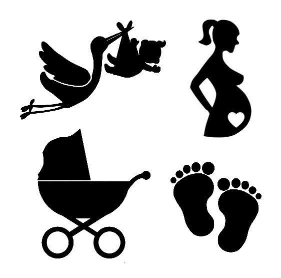 Plottergrafik Baby-Set #babyshirts