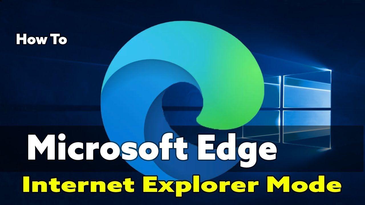 Ie モード edge