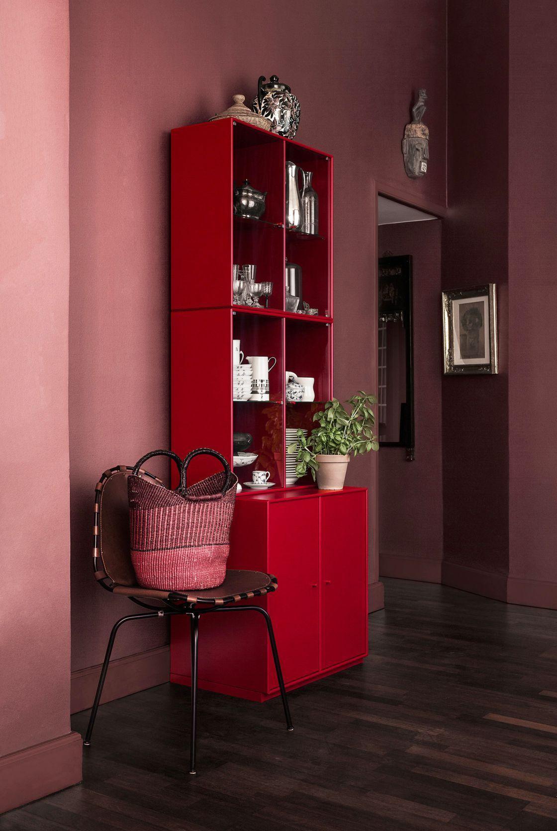 ✓ Salon rouge : 17 idées de décoration et nos accessoires coup de