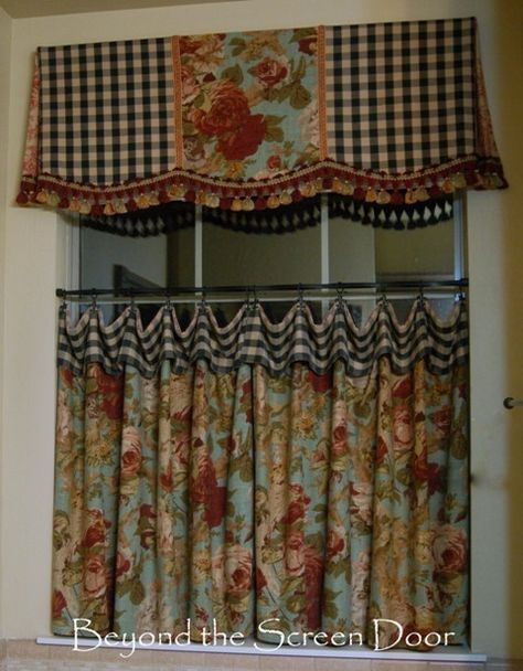 Strange The Most Asked About Cafe Curtain Valance Kitchen Cafe Home Interior And Landscaping Palasignezvosmurscom