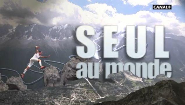 Dans le cadre de son émission reportage Intérieur Sport, Canal Plus ...