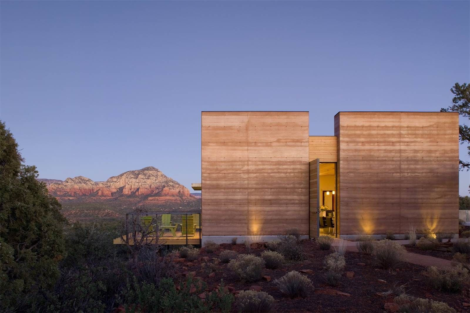 10 Gorgeous Homes That Get Luxe Mountain Living Right | Sedona ...