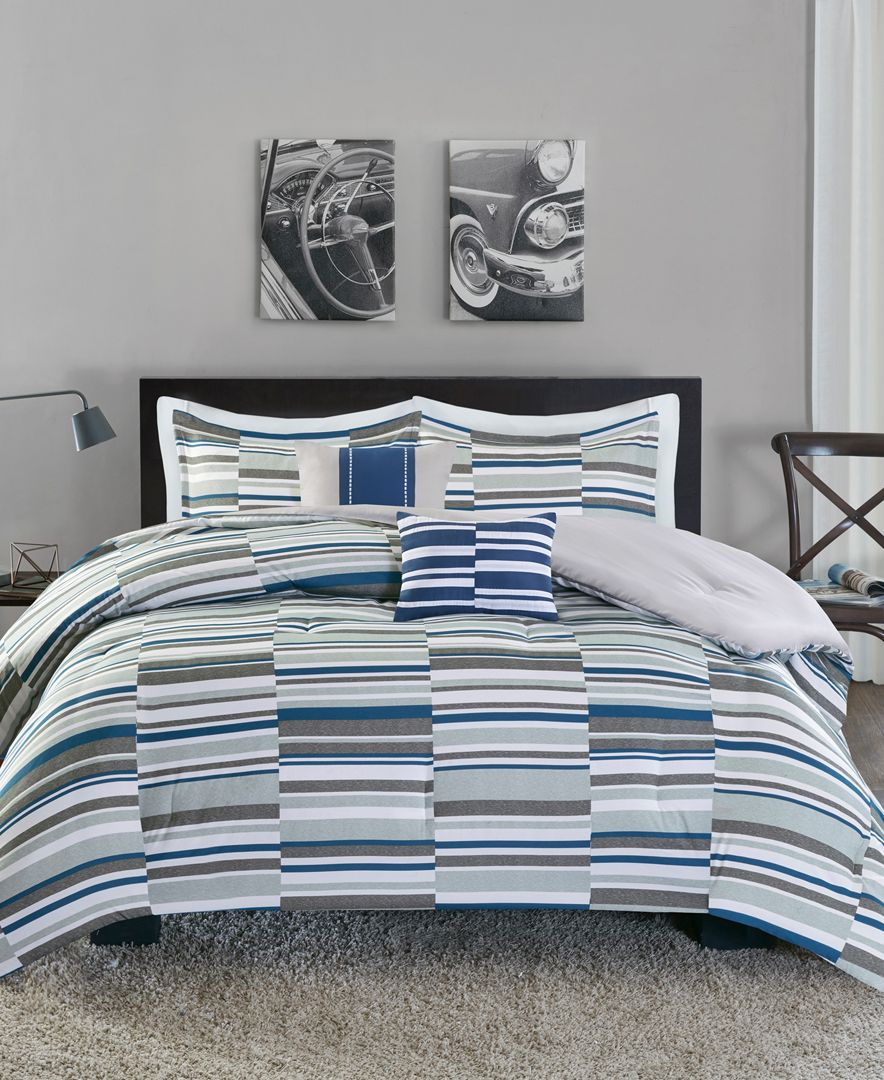 Intelligent Design Emmett 4Pc. Twin/Twin Xl Comforter Set