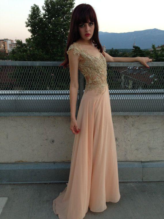 0fce715315f Black Long Sleeve Maxi Dress Casual Elegant Evening Dress