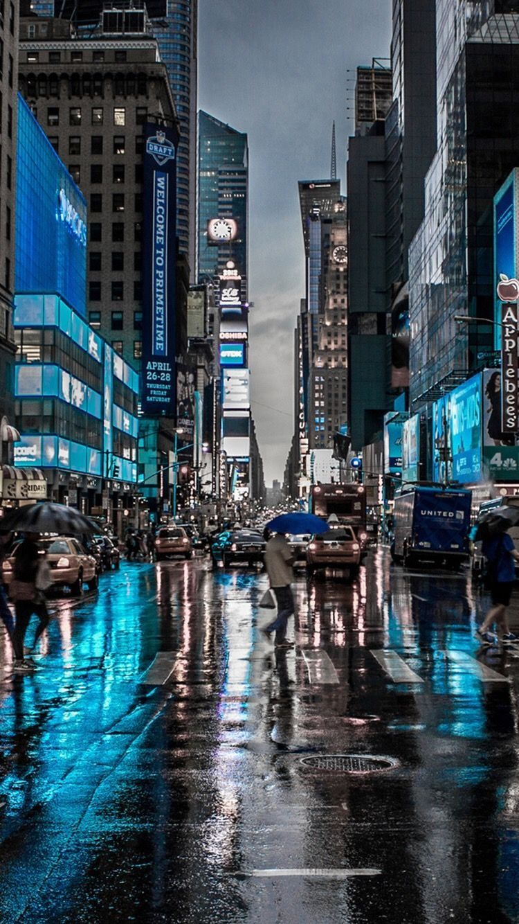 Pin by Ralf Smith on Rainy Days | City wallpaper, New york ...