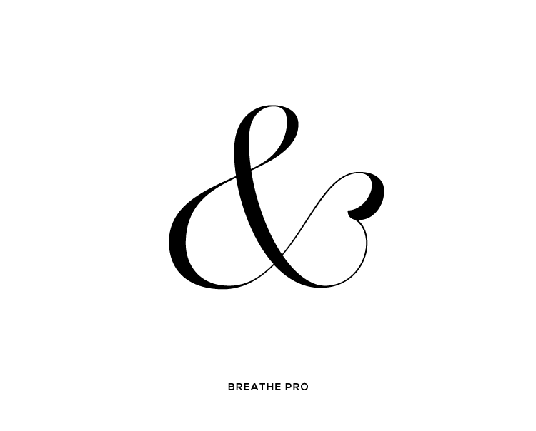 Awesome ampersands fancy girl designs typefaces and