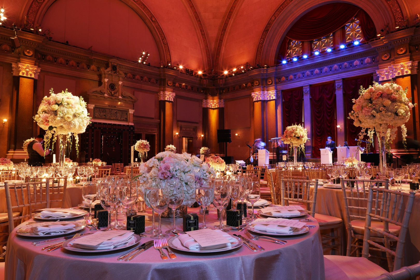Urban Brooklyn Wedding at Historic Weylin Strictly