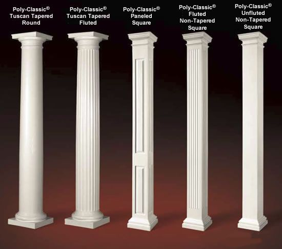 Different Pillar Styles Google Search House With Porch Porch Columns Front Porch Design