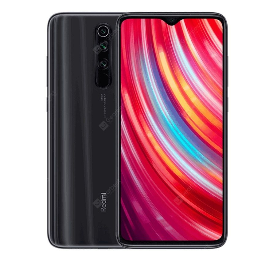 Xiaomi Redmi Note8 Pro Global Version 6 128gb Mineral Grey Eu Gearbest Mobile Xiaomi Note 8 Latest Cell Phones