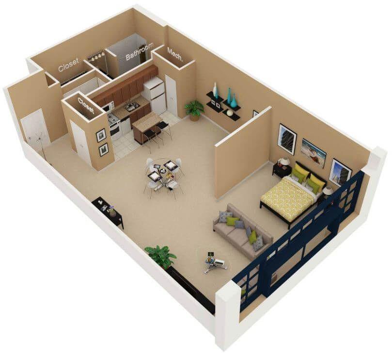 Amazing Top 50 House 3d Floor Plans Engineering Discoveries Studio Apartment Floor Plans Apartment Floor Plans Apartment Plans