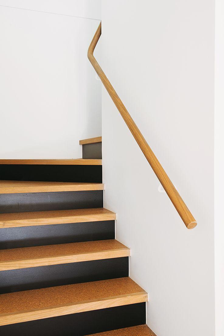 Lighting Basement Washroom Stairs: An Australian Renovation Gives New Life To Midcentury