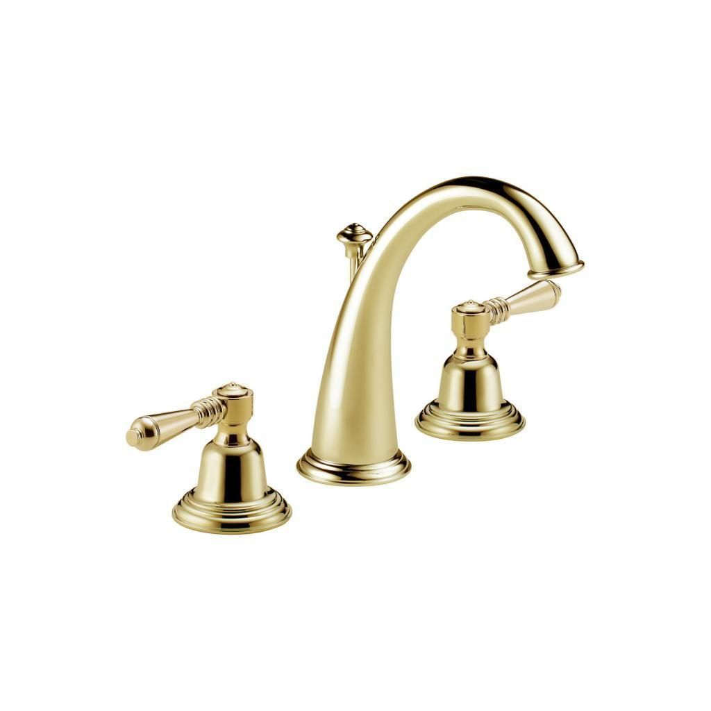 Delta Faucets Brizo Single Brilliance Brass Lever Handle Kit
