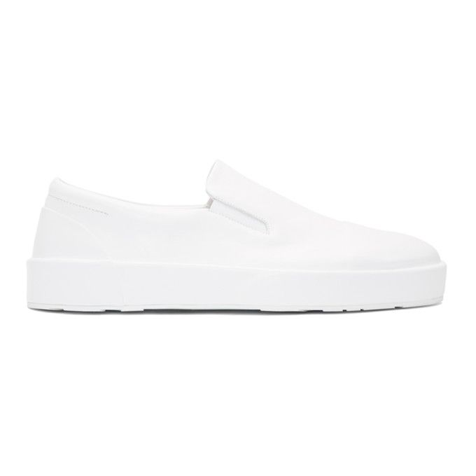 Jil Sander Softy Slip-On Sneakers
