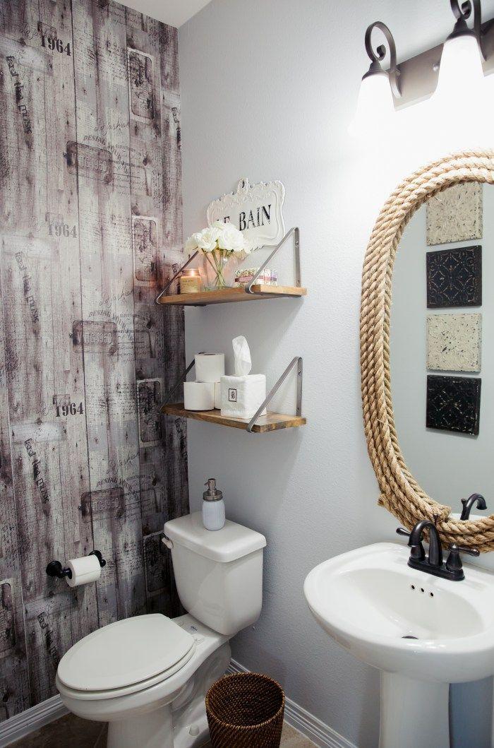 Our New Powder Room Decor | Powder room, Room decor and Room