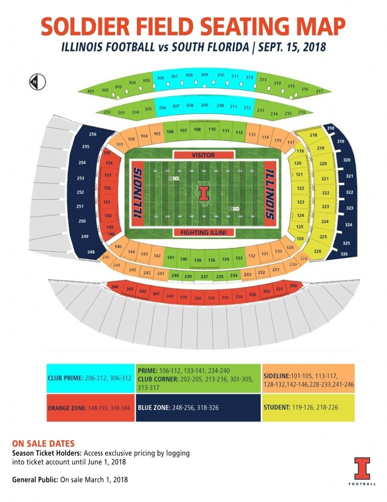 The Elegant In Addition To Interesting Soldier Field Seating Chart In 2020 Soldier Field Seating Soldier Field Soldier