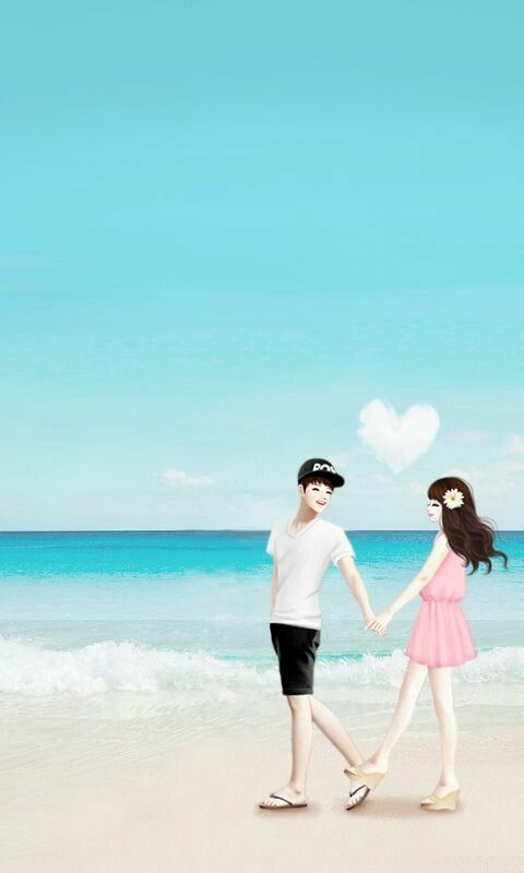 Pin By On Love Friendship And All Anime Love Couple