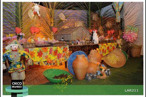 Mesa rustica para festa junina pesquisa google ideias for Como fazer um mural de recados artesanal