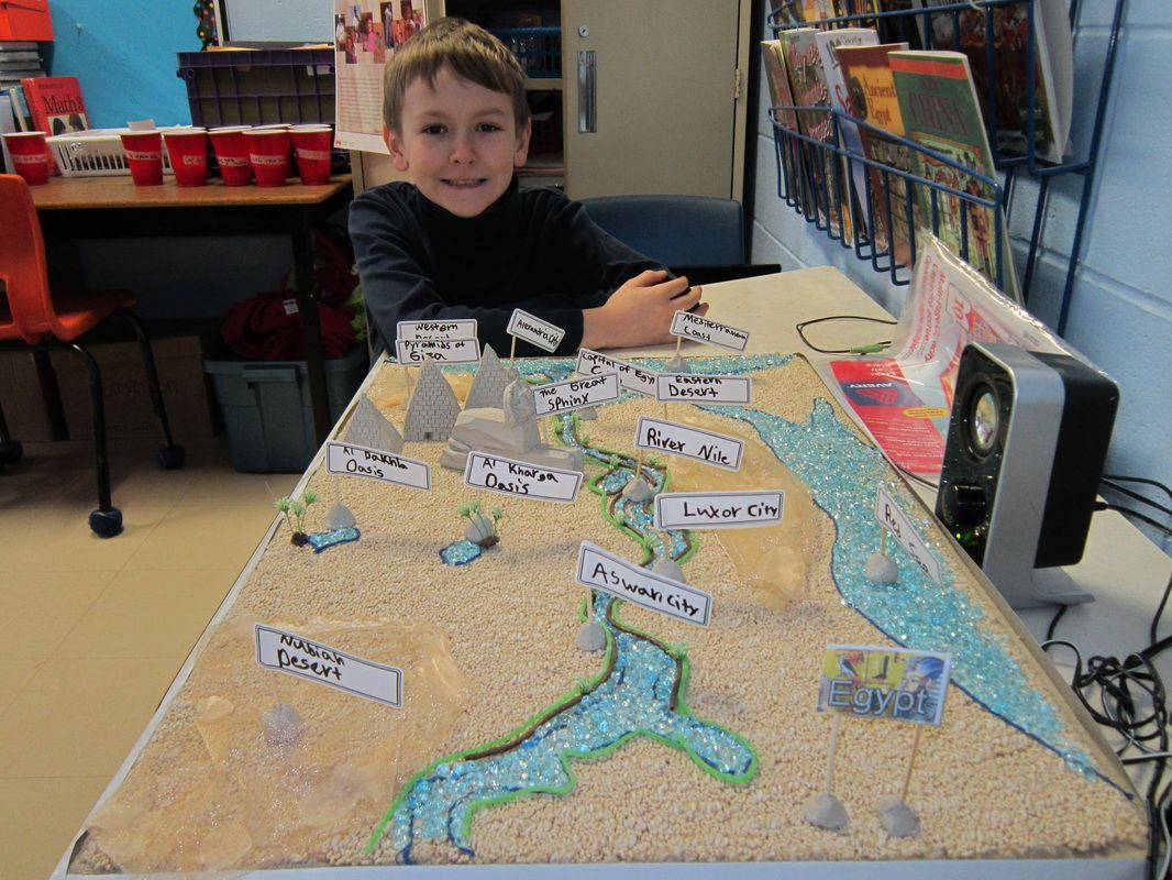 Nile River With Blue Beads Httpmrsstevensonsclassroomweebly - Map of egypt for primary school