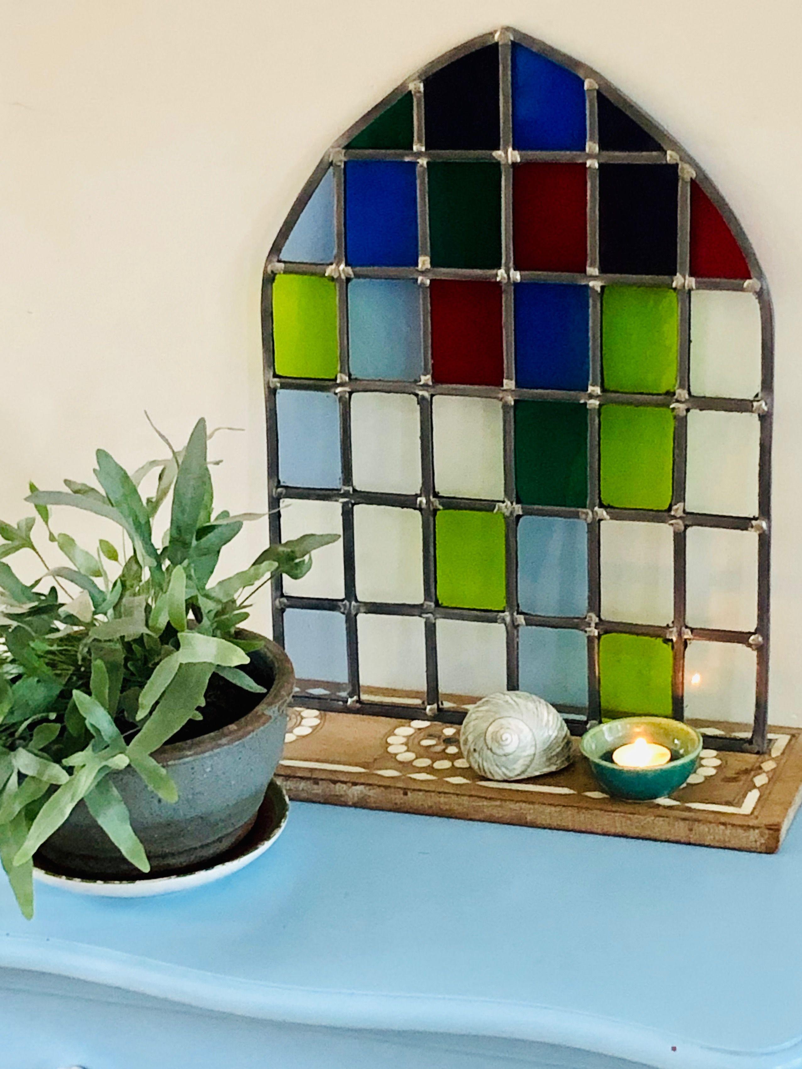 Kerkraam Decoratie Www Karenjanssen Nl Etsy Karenjanssenglas Glas In Lood Glas In Lood Kunst Glas