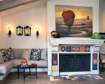 Traditional Ranch  Traditional  Living Room  San Diego Prepossessing The Living Room San Diego 2018