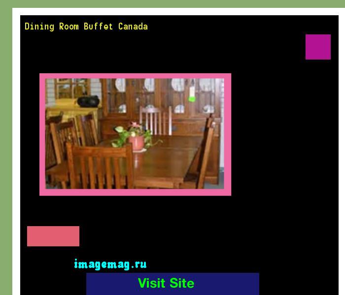 Dining Room Buffet Canada 141259