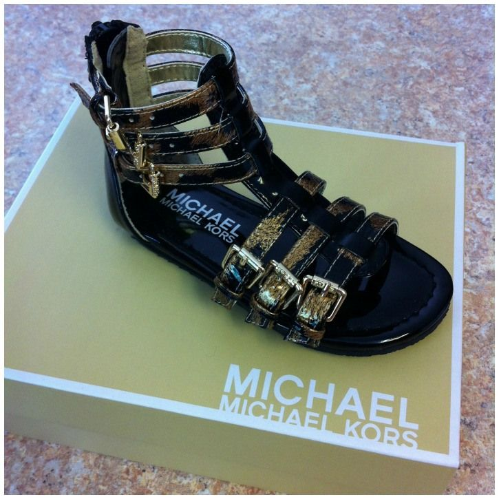 Back to School Style: Michael Kors Sandals