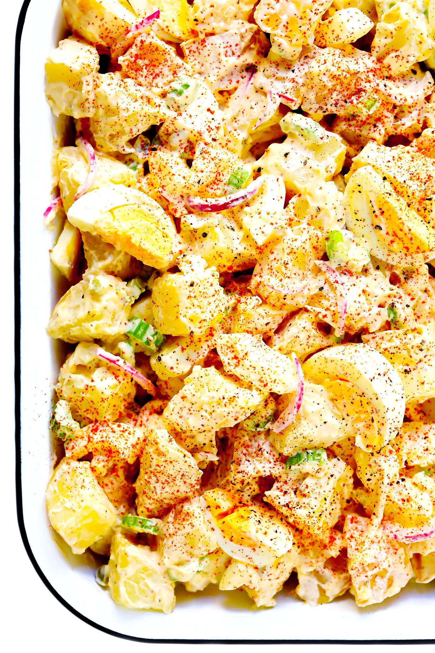 Best Potato Salad Recipe For A Crowd