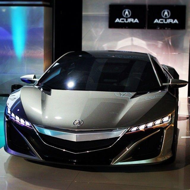 Acura Nsx, Automobile, Nsx
