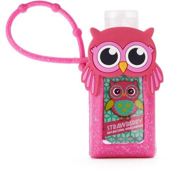 Owl Sanitizer Holder Hand Sanitizer Holder Embroidery Designs