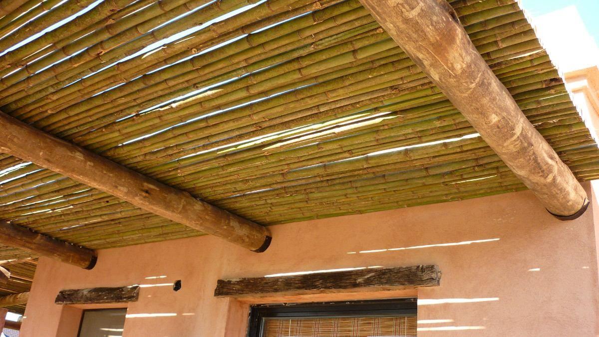 Pergolas de bambu buscar con google jardineria pinterest bamb p rgolas y jardiner a - Pergolas de bambu ...