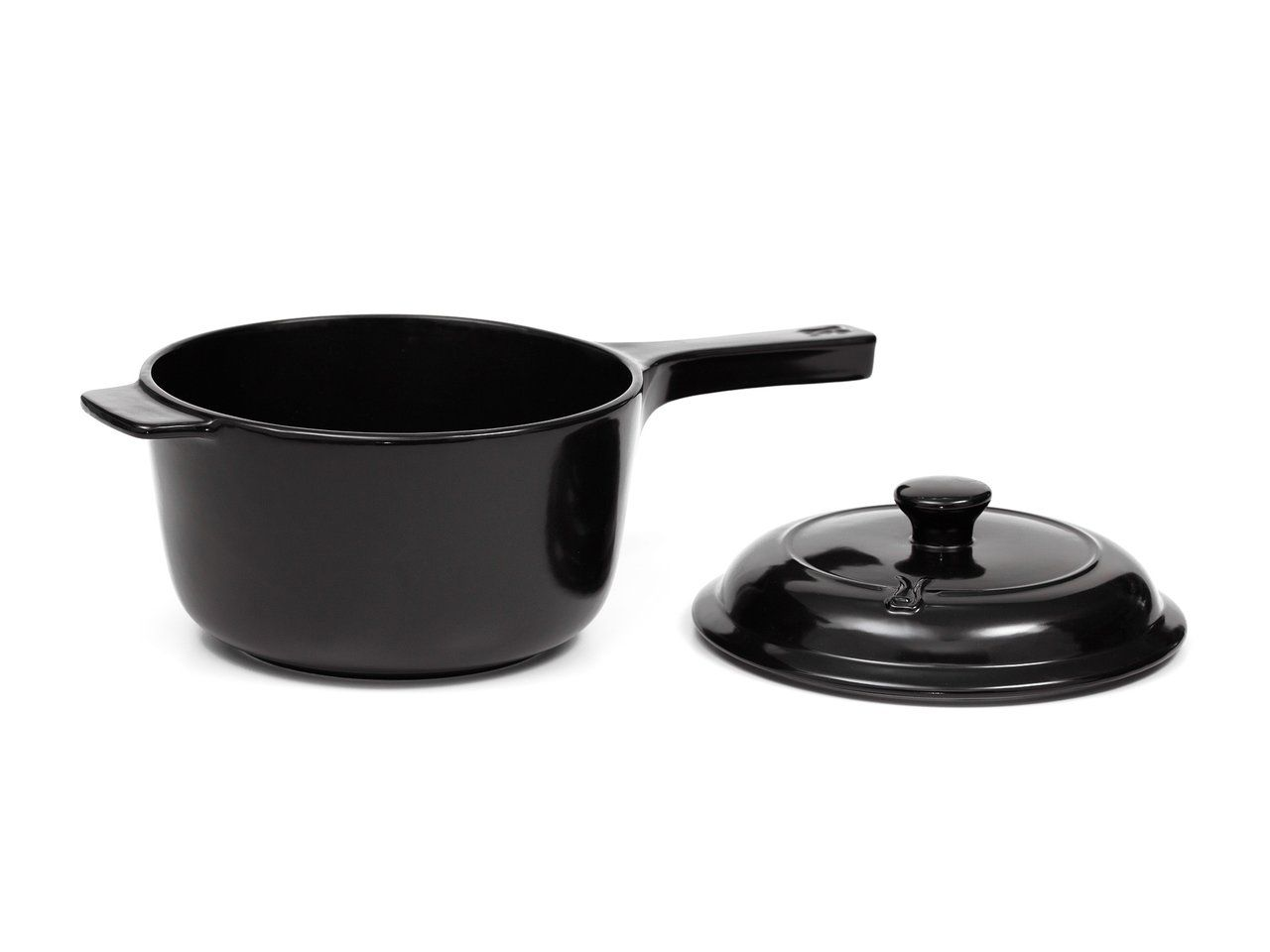 3 5 Quart Traditions Saucepan Ceramic Cookware Cookware Sale Ceramic Skillet