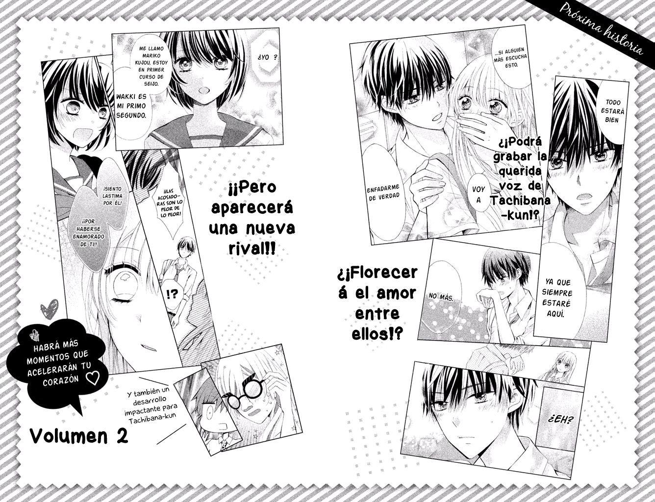 Sono Voice Yuuryou Desu Ka Capitulo 4 Pagina 5 Cargar