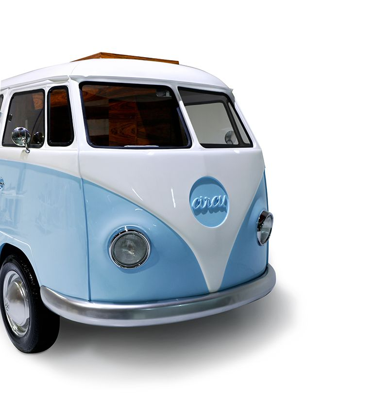 Bun Van is a bed reinvented by Circu perfect to bring some fun and imagination…
