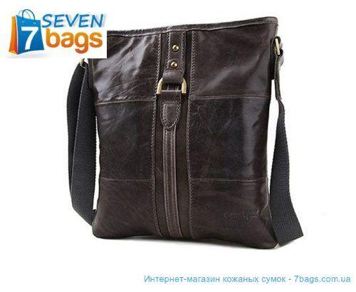 0e795f1c8b50 Спортивная кожаная сумка - мессенджер из натуральной кожи Вместительный  мессенджер изготовлен из натуральной качественной кожи.