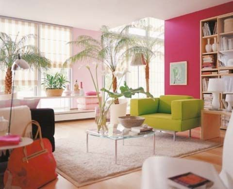 Bright Miamistyle Living Room  Awesome Architecture & Interiors Inspiration Living Room Miami Inspiration