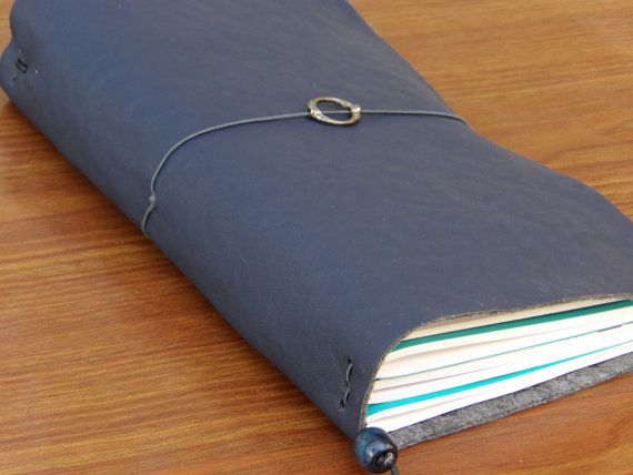 This Fauxdori Traveler S Notebook Will Fit Both Midori Inserts And