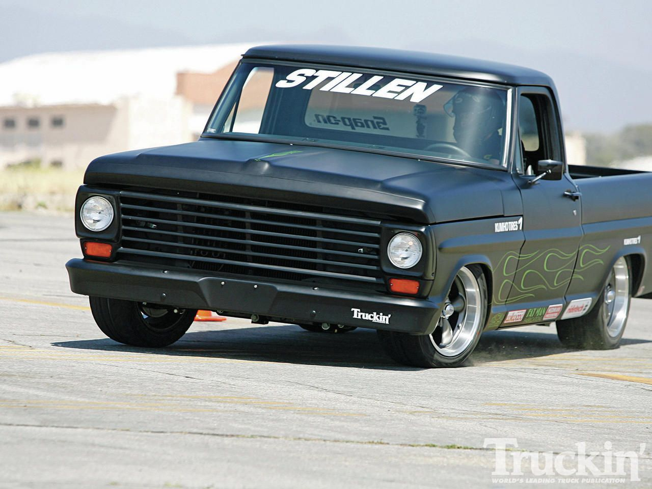 Pics Of Lowered 67 72 Ford Trucks Page 16 Truck 1970 Enthusiasts Forums