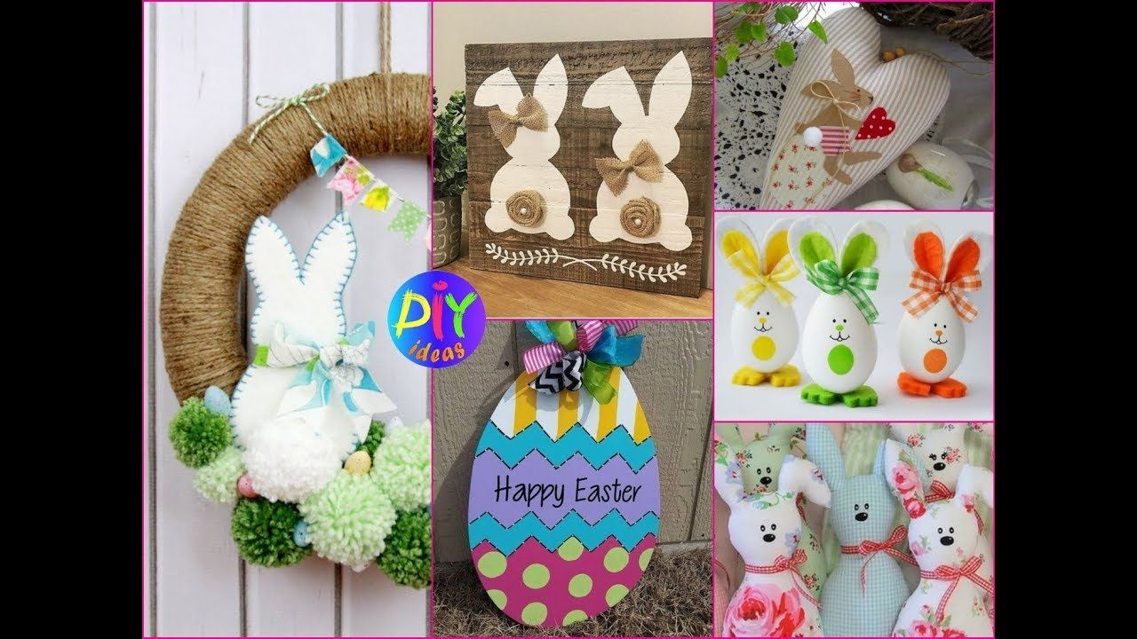 50 Diy Easter Crafts Ideas To Make And Sell 2018 Youtube Ideas