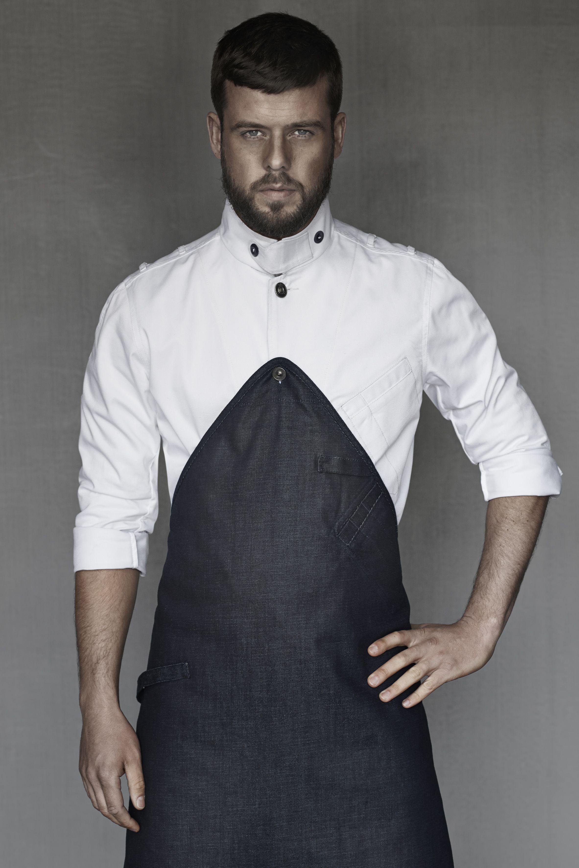 Masterchef apron (white) official merchandise - Aprons