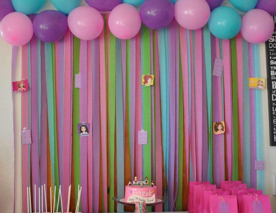 Lego Friends Birthday Savannahs 7th